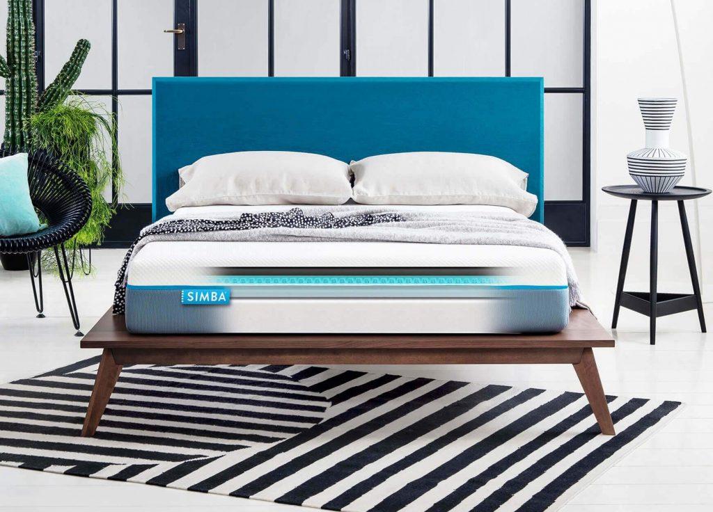 Simba Hybrid Mattress Bed Base