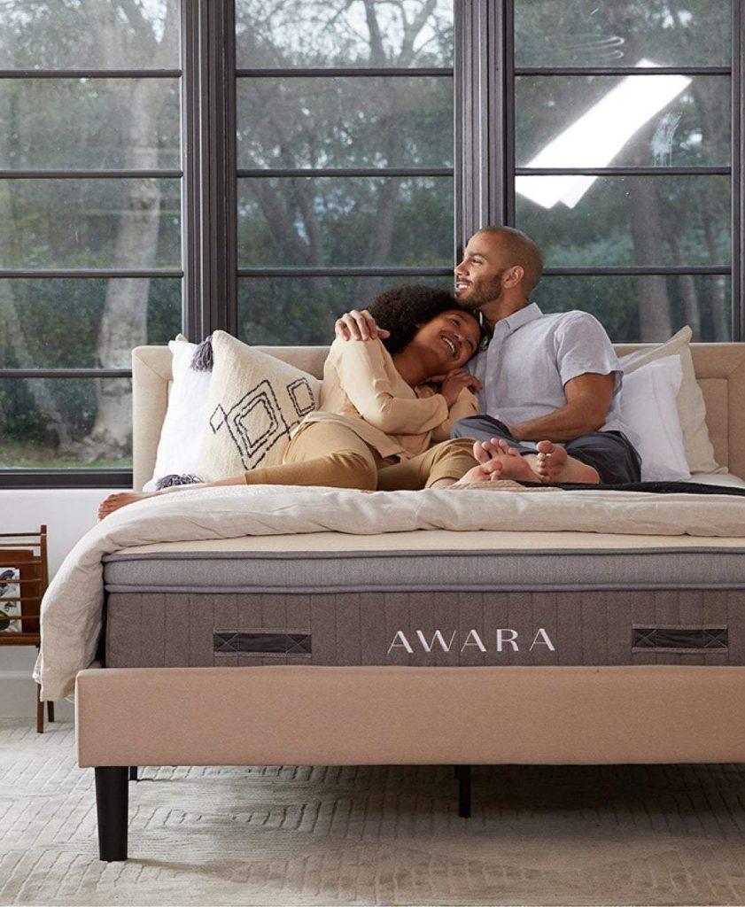 Awara Organic Hybrid Mattress