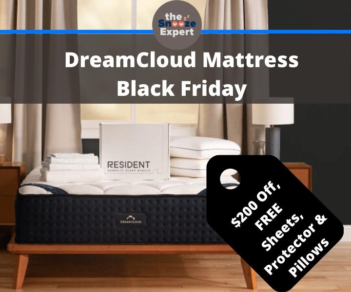 DreamCloud Mattress Black Friday