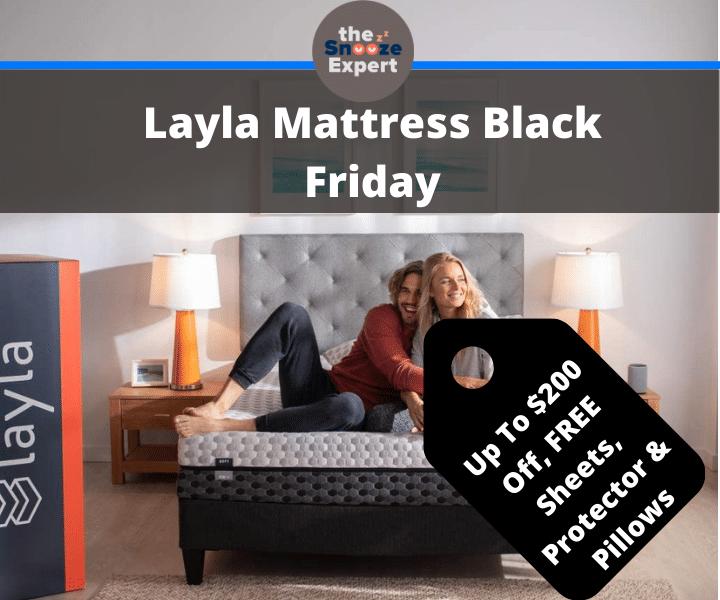Layla Mattress Black Friday