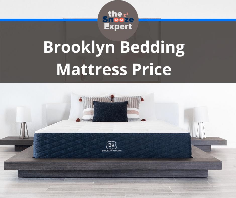 Brooklyn Bedding Mattress Price